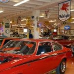 Albaugh Car Museum Interior Design Imprint Architects