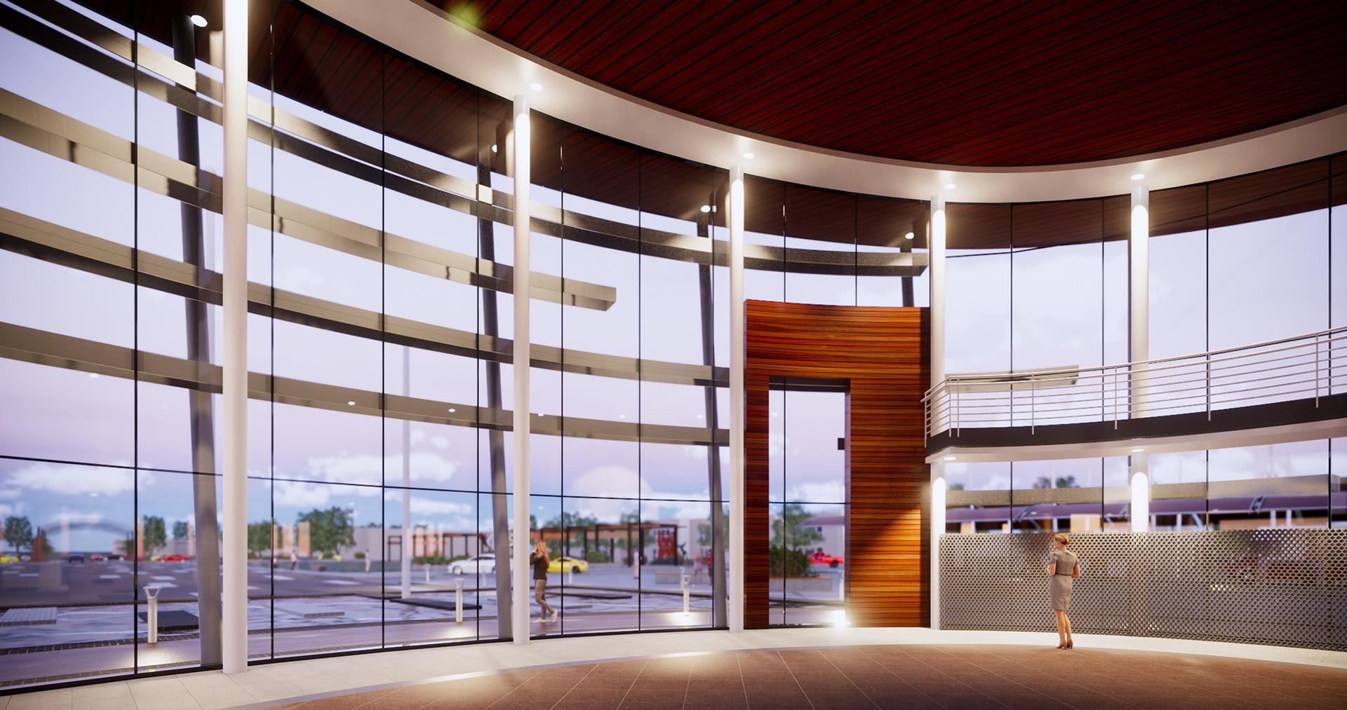 Interior Urban Design