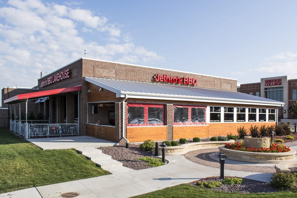 Jethros BBQ Commercial Retail Entertainment Architects