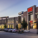 Commercial Town Center Retail and Entertainment Architecture