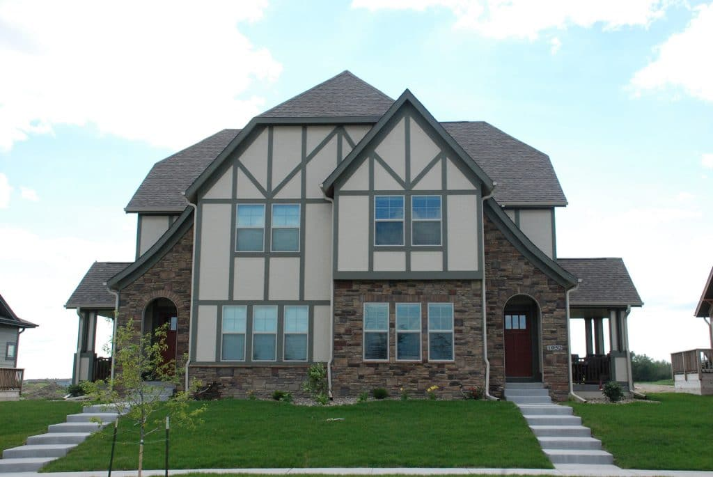 Custom home design Imprint Architects