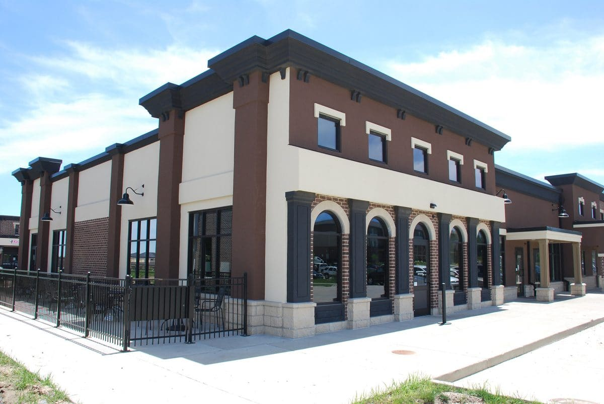Commercial Architecture in Des Moines