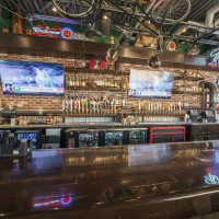 Whiskey River Commercial Retail Entertainment Interior Design